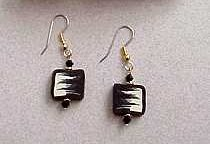 Ikat Earrings